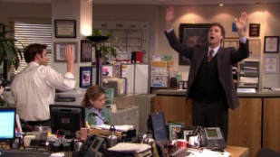 The Office (US) 07x23 : The Inner Circle- Seriesaddict
